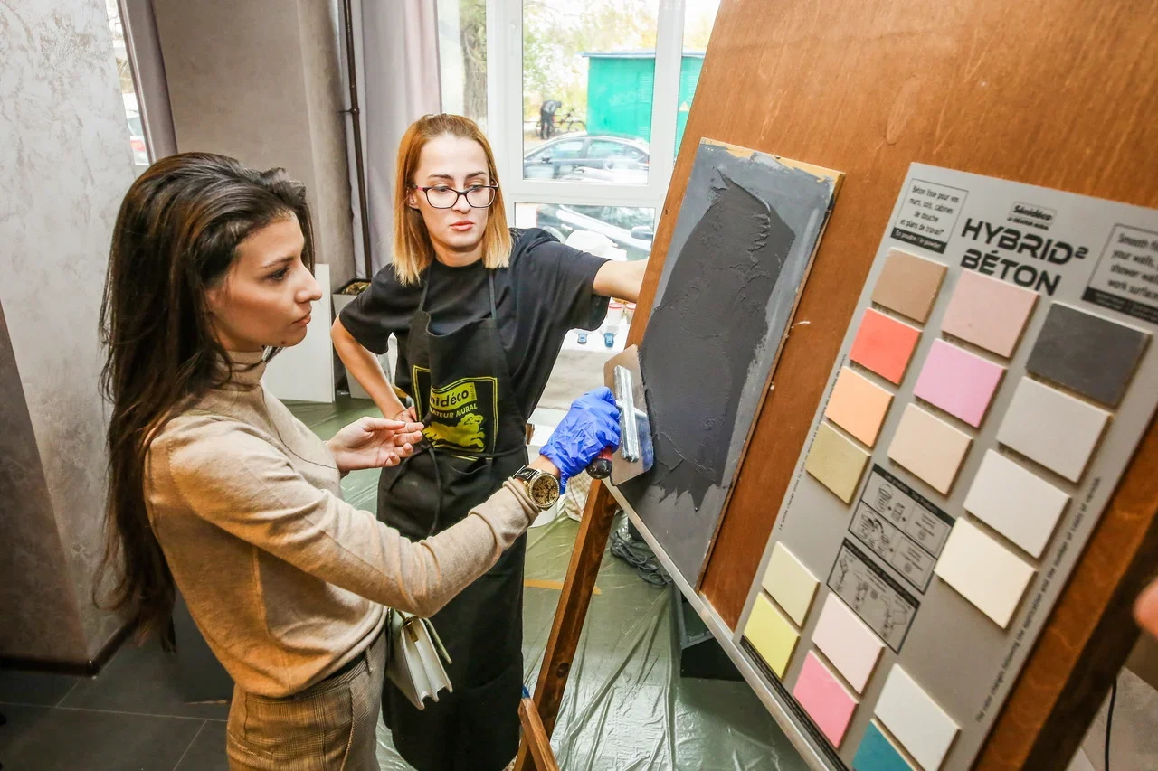 加盟艺术涂料前景怎样?艺术涂料的竞争优势是什么?